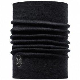 Изображение Buff бандана Heavyweight Merino Wool Solid Black