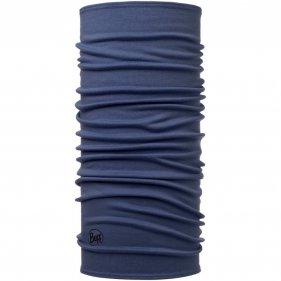 Изображение Buff бандана Midweight Merino Wool Solid Estate Blue