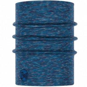Изображение Buff бандана Heavyweight Merino Wool Lake Blue Multi Stripes