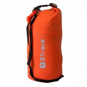 Изображение Гермомешок BTrace мини ПВХ трикотаж 16л (оранжевый)