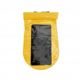 Изображение Гермочехол BTrace для смартфона ПВХ 27х12см (желтый)