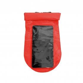 Изображение Гермочехол BTrace для смартфона ПВХ 27х12см (красный)