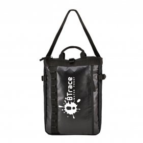 Изображение Сумка-рюкзак BTrace City 27л (черный)