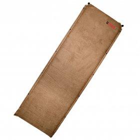 Изображение Ковер самонадувающийся BTrace Warm Pad 9,192х66х9 см (коричневый)