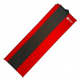 Изображение Ковер самонадувающийся BTrace Basic 4,183*51*3,8 см (красный/серый)
