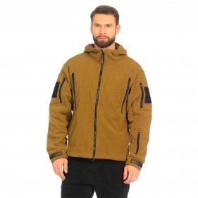 Изображение Куртка демисезонная Камелот Polarfleece (коричневый)