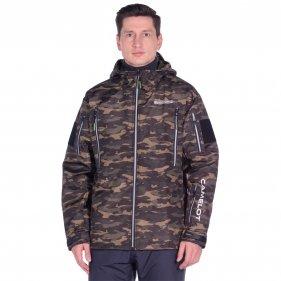 Изображение Куртка демисезонная Камелот ткань Softshell (Милитари)