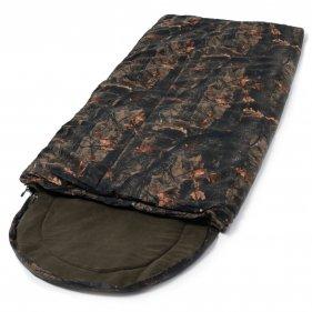 Изображение Huntsman Мешок спальный Аляска ткань Alova -17 (Тёмный Лес)