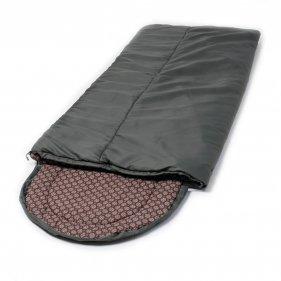 Изображение Huntsman Мешок спальный Аляска ткань Кошачий глаз -15 (Антрацит)
