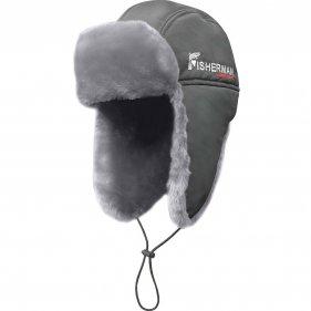 Изображение Тепор М мех шапка (Серый, 57)