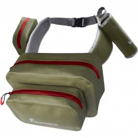 Изображение Нова PRO поясная сумка рыболовная (Хаки)