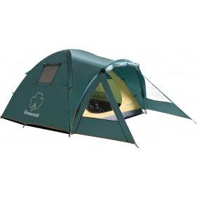 """Изображение Палатка """"Лимерик 3 V2"""" (Зеленый)"""