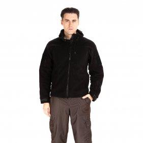 Изображение Куртка демисезонная Камелот ткань Polarfleece (Черный)