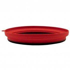Изображение Tramp тарелка силикон с пласт дном 25,5*25,5*4