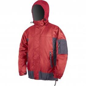 """Изображение Куртка """"Иней"""" (Серый/бордовый, S/44-46)"""