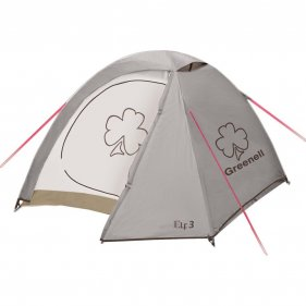Изображение Эльф 3 V3 палатка (Коричневый)