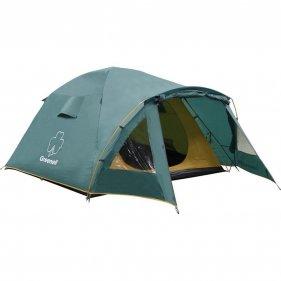 Изображение Палатка походная Лимерик 3 V2 плюс (Зеленый)