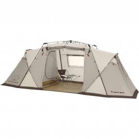 Изображение Виржиния 6 квик палатка (Коричневый)
