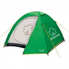 Изображение Эльф 3 V3 палатка (Зеленый)