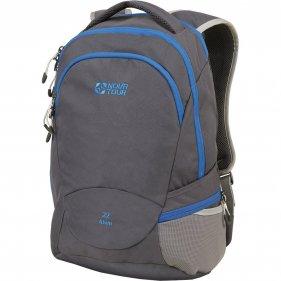 Изображение Атом 22 рюкзак деловой (Серый)