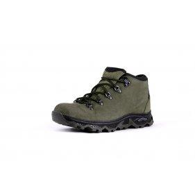 Изображение Ботинки TREK Andes4 (шерст.мех) (Зеленый, 40)