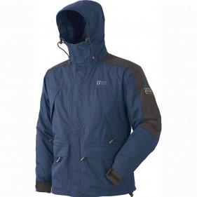 """Изображение Куртка """"Шторм"""" (Черный/синий, S/44-46)"""