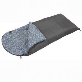 """Изображение Спальный мешок """"Одеяло с подголовником 450 XL"""""""