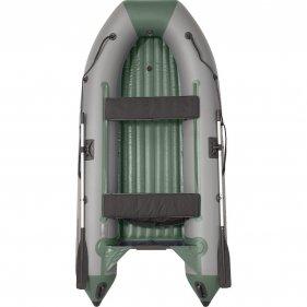Изображение Лодка моторная ПВХ Пилот М-320 НД НД (Серый/зеленый)