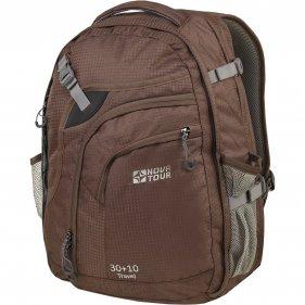 Изображение Трэвел 30+10 рюкзак городской (Темно-коричневый)