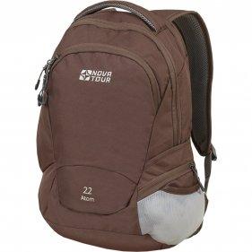 Изображение Атом 22 рюкзак деловой (Темно-коричневый)