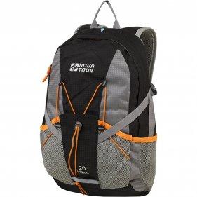 Изображение Вижн 20 рюкзак городской (Черный/серый)
