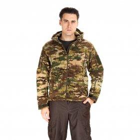 Изображение Куртка демисезонная Камелот ткань Polarfleece (Мультикам)