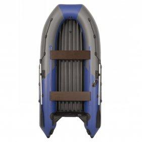 Изображение Лодка моторная ПВХ Пилот М-330 НД НД (Серый/синий)