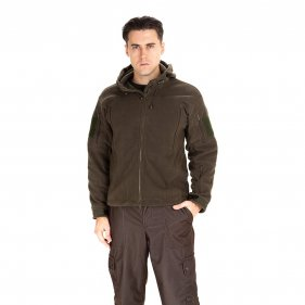 Изображение Куртка демисезонная Камелот ткань Polarfleece (Хаки)