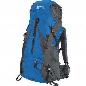 Изображение Рюкзак спортивный Вектор 50 (Серый/синий)