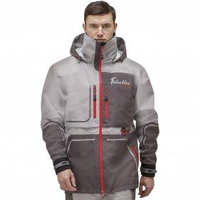 Изображение Коаст Prime куртка (Серый/красный, XS)