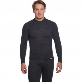 Изображение Двойная шерсть рубашка (Черный, L/52-54)