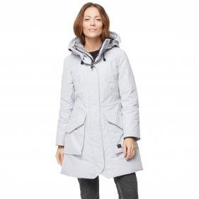 Изображение Bask пальто женское пуховое VISHERA -35°C (светло-серый)