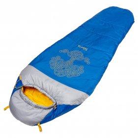 Изображение Сибирь -20 L V3 Спальный мешок (Синий/светло-серый, Левый)