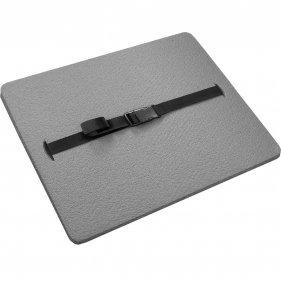 Изображение Сиденье туристическое, с карабином 10 мм (Серый)