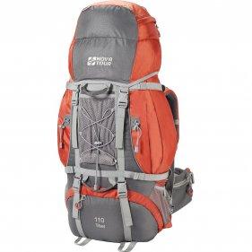 Изображение Тибет 110 рюкзак экспедиционный (Серый/терракотовый)