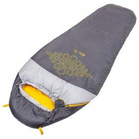 Изображение Алтай -10 XL V3 Спальный мешок (Серый/светло-серый, Левый)