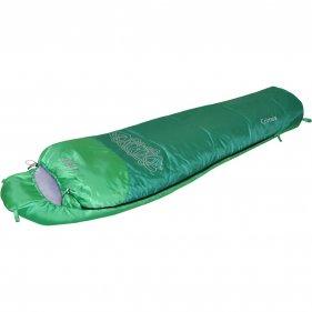 Изображение Крым +10 V2 спальный мешок (Зеленый, Левый)