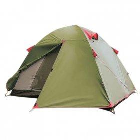 Изображение Tramp Lite палатка Tourist 3 (зеленый)