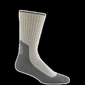 "Изображение Носки ""At Work Durasole Pro"" 2 пары/упаковка (White/grey, LG 43-47)"
