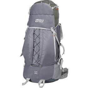 Изображение Рюкзак экспедиционный Алтай 115 (Серый/олива)