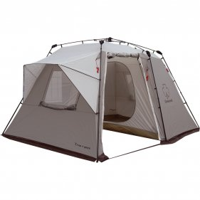 Изображение Трим 4 квик палатка (Коричневый)