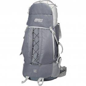 Изображение Рюкзак экспедиционный Алтай 115 (Серый/светло-серый)