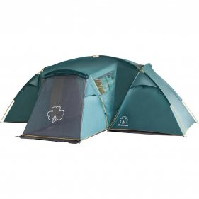 Изображение Виржиния 6 плюс палатка (Зеленый)