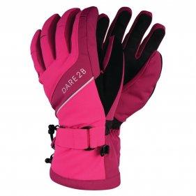 Изображение Dare2b перчатки женские Merit Glove (розовый)